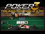 Poker3 Heads up Hold'em