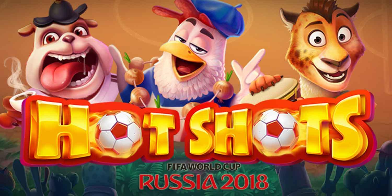 Hot Shots Russia 2018